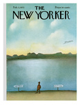 The New Yorker Cover - February 5  1972