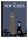 The New Yorker Cover - October 3  2005