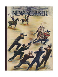 The New Yorker Cover - October 5  1946