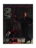 GQ Cover - December 1963