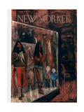 The New Yorker Cover - September 14  1957