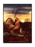 Gourmet Cover - November 1945