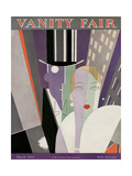 Vanity Fair Cover - March 1928