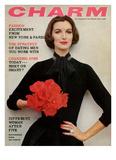 Charm Cover - November 1956