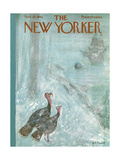The New Yorker Cover - November 25  1961