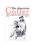 The American Golfer August 22  1925