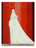 Vogue Cover - February 1928