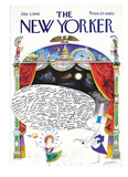 The New Yorker Cover - July 3  1965