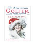 The American Golfer December 15  1923