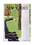 The New Yorker Cover - June 2  1956