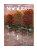 The New Yorker Cover - October 20  1956