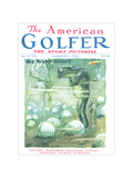 The American Golfer June 14  1924