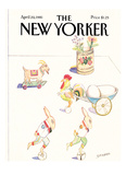 The New Yorker Cover - April 20  1981