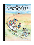 The New Yorker Cover - November 30  2009