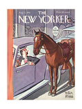 The New Yorker Cover - August 2  1941