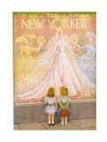 The New Yorker Cover - May 29  1954