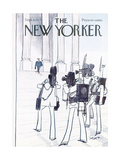 The New Yorker Cover - September 8  1975