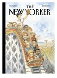 The New Yorker Cover - July 1  2002
