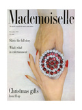 Mademoiselle Cover - November 1951