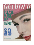 Glamour Cover - July 1961