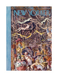 The New Yorker Cover - April 27  1935