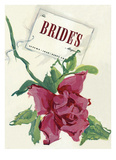 Brides Cover - August  1939