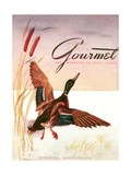 Gourmet Cover - October 1941