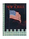 The New Yorker Cover - July 4  1942