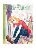 The New Yorker Cover - January 29  1944