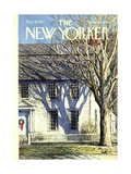 The New Yorker Cover - December 18  1971