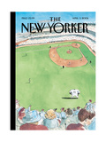 The New Yorker Cover - April 3  2006