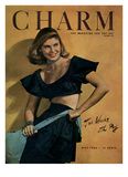 Charm Cover - May 1946