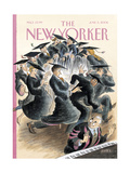 The New Yorker Cover - June 5  2006