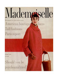 Mademoiselle Cover - October 1953