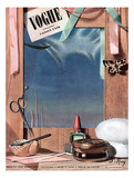 Vogue Cover - June 1936