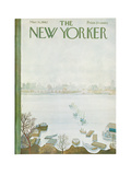 The New Yorker Cover - March 31  1962