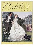 Brides Cover - February  1937