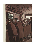 The New Yorker Cover - January 29  1949