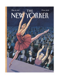 The New Yorker Cover - May 19  1997