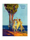 Vanity Fair Cover - February 1918