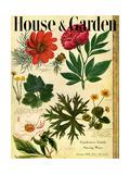 House & Garden Cover - January 1948