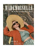 Mademoiselle Cover - June 1940