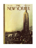 The New Yorker Cover - March 3  1962
