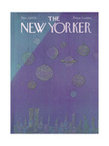 The New Yorker Cover - December 27  1976
