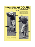 The American Golfer June 1932