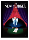 The New Yorker Cover - March 9  2009