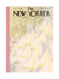 The New Yorker Cover - July 23  1938