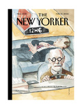 The New Yorker Cover - May 23  2005