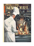 The New Yorker Cover - March 7  1959