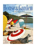 House &amp; Garden Cover - June 1957